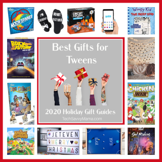 2020 Gift Guide: Best Gifts for Tweens (ages 8-12)