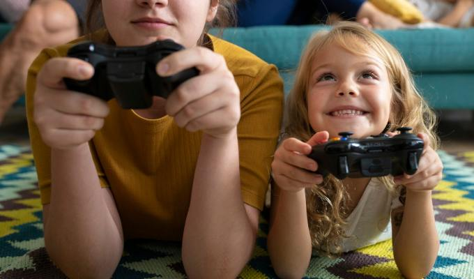 How to Use Video Games to Connect with Your Kids