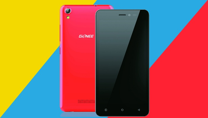 Gionee P5W Stock ROM Download