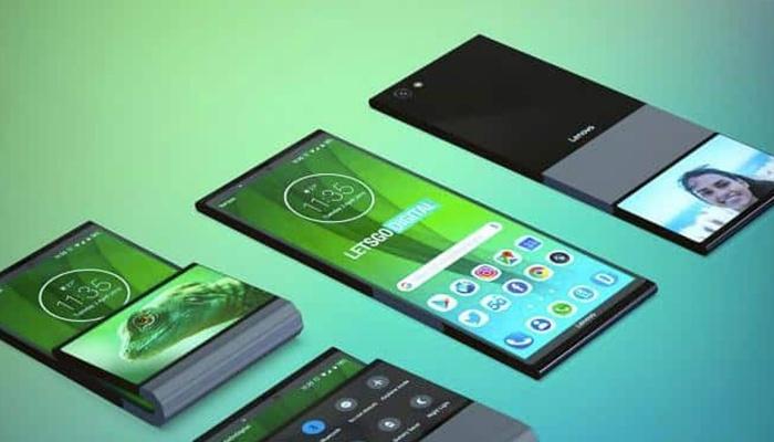 Lenovo foldabe phone