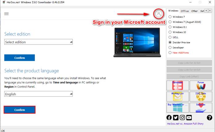 Windows ISO Downloader 6