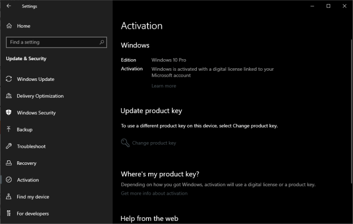 How to Activate Windows 10 Legally