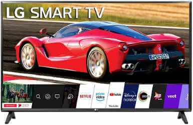 this LG 32 inches smart tv is one of the best smart tv india