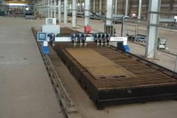Structural steel cutter