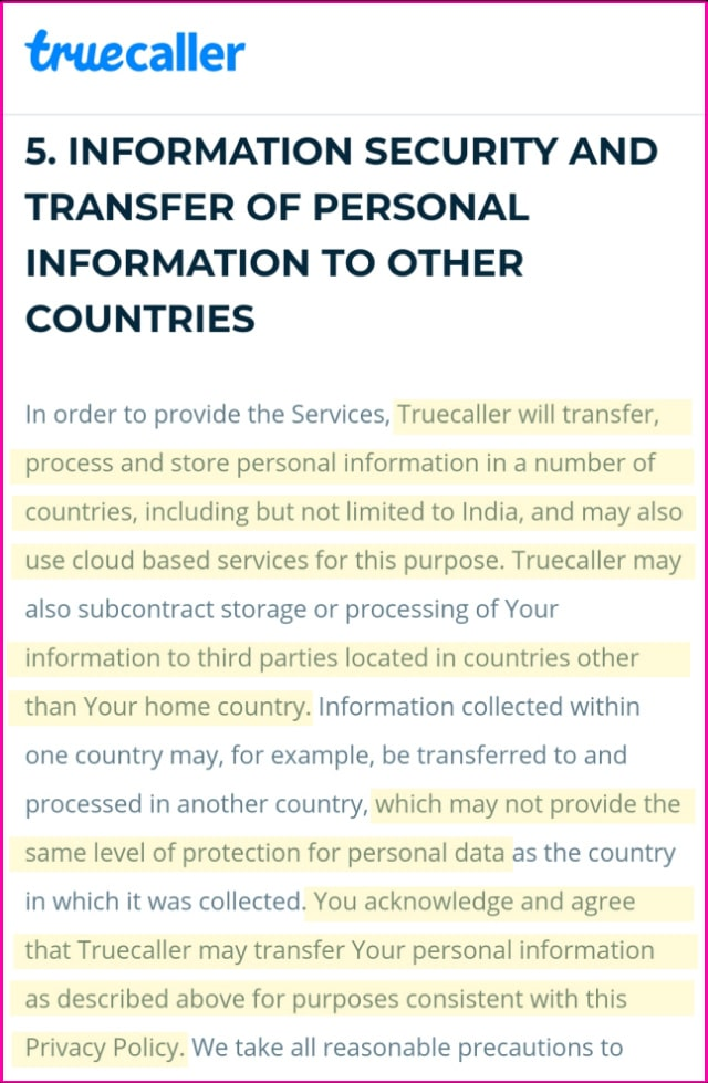 truecaller-privacy-policy