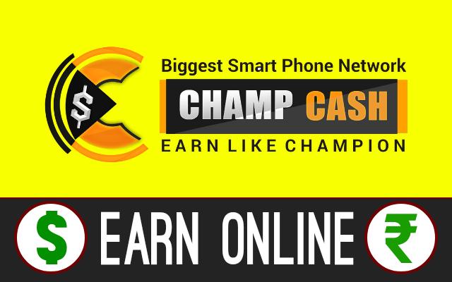 Online-Earning-App-Champcash