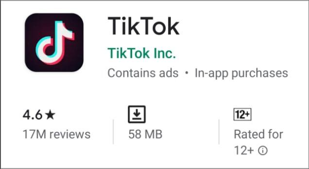 Tiktok-App-Content-Rating-12+
