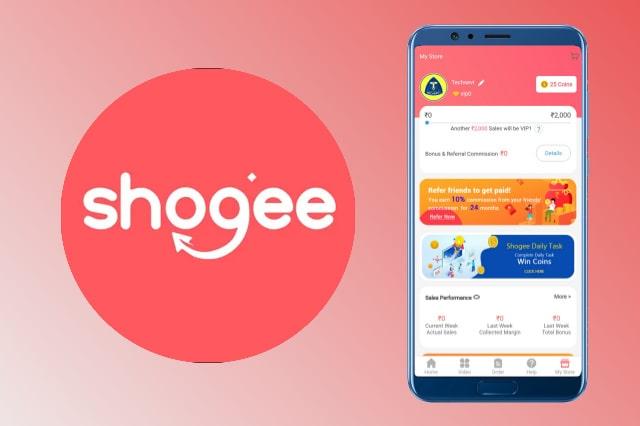 Earn-From-Shogee-App
