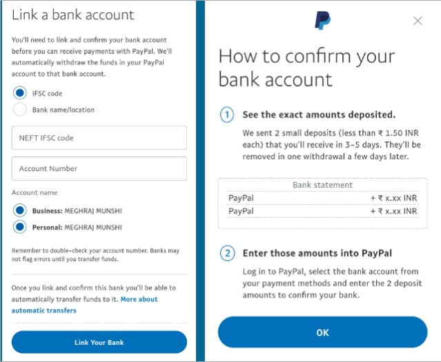 Verify-Your-Bank-Account