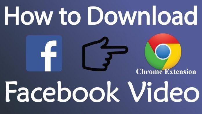 Download Chrome Extension for Facebook Video Downloader