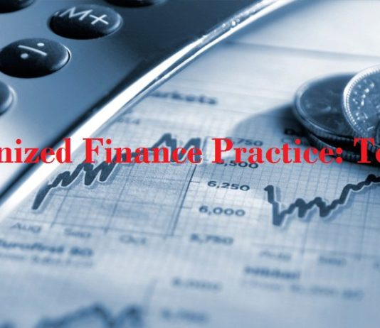 Organize your Finance Easily