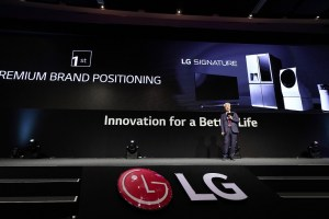 Premium products reinforcing high-value consumer satisfaction take centre stage at LG Innofest 2018