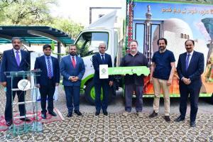 Mari Mobile Dastarkhawan Serves Over 57,000 Underprivileged Citizens in Just 3 Months