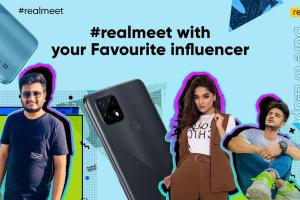 realmeet with realme C21 Gives You A Chance To Meet Your Favourite Stars