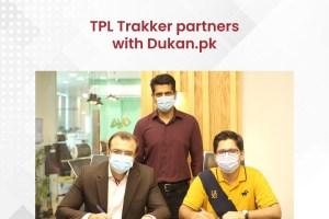 TPL Trakker and Dukan.pk Come Together To Serve Pakistan