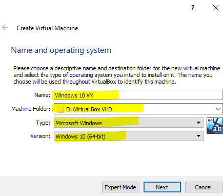 How to Install Windows 10 on Virtual Box Step by Step Full Guide