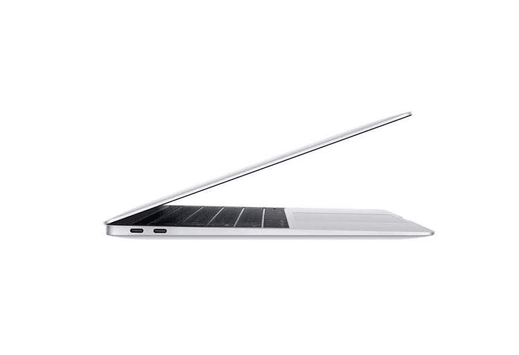 macbook air 13 2019 side
