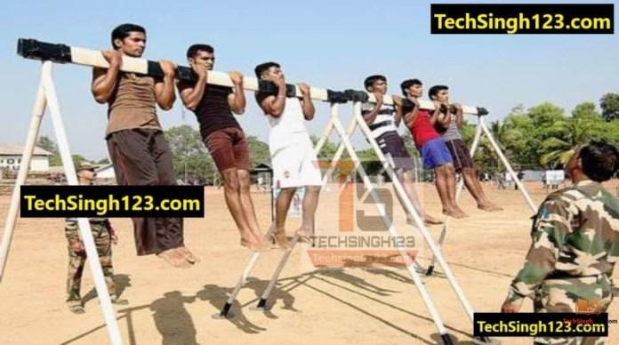 Maharashtra Army Rally 2020-2021 आर्मी ओपन रैली