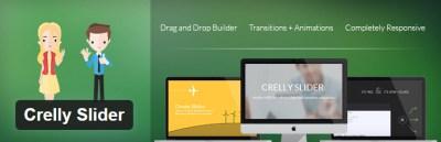 crelly free wordpress slider plugin