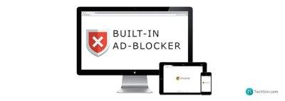 Google Chrome Built-In AdBlocker