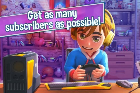 Youtubers Life Free Download APK+OBB
