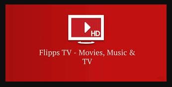 Flipps HD show movies app