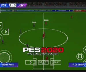 PES 2020 Iso ppsspp Download Android & efootball PSP{English Version}