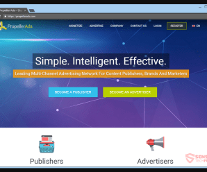 How to Set Up Propeller ads – Boost Your Propellerads Earning