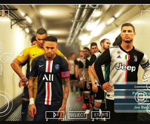 Download eFootball PES 2020 LITE ISO PPSSPP CAMERA PS4 PSP