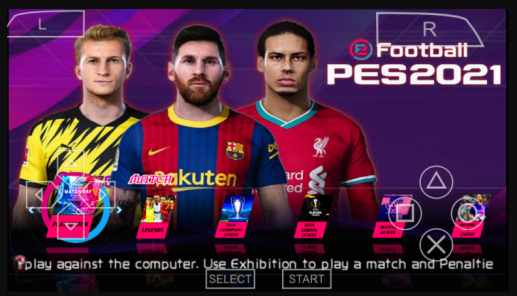 How To Install PES 2021 PSP ISO File