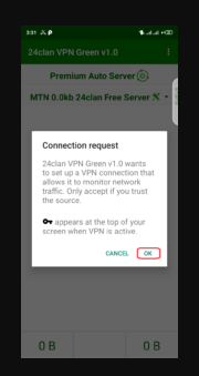 24clan VPN Green APK v1.1 Download For Android