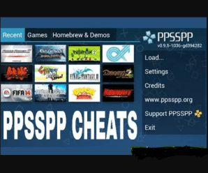 How to Download Latest PPSSPP Cwcheat Database
