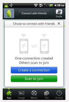 download flash share for blackberry