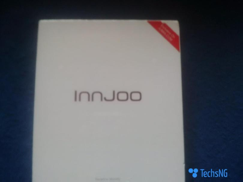 innjoo note unboxing pack