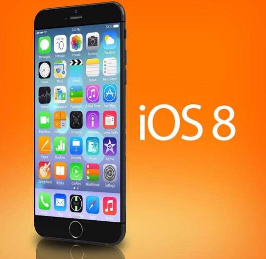 use iphone and iPad as hotspot on ios 8