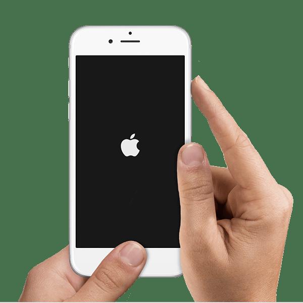 hard / soft reset iPhone device