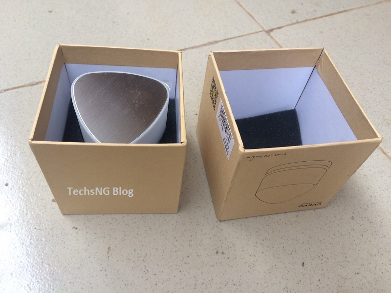 ovevo bluetooth speaker unboxed