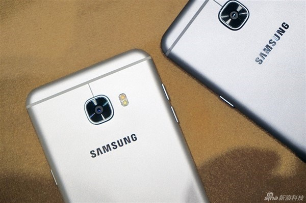 samsung galaxy c5 and c7 camera
