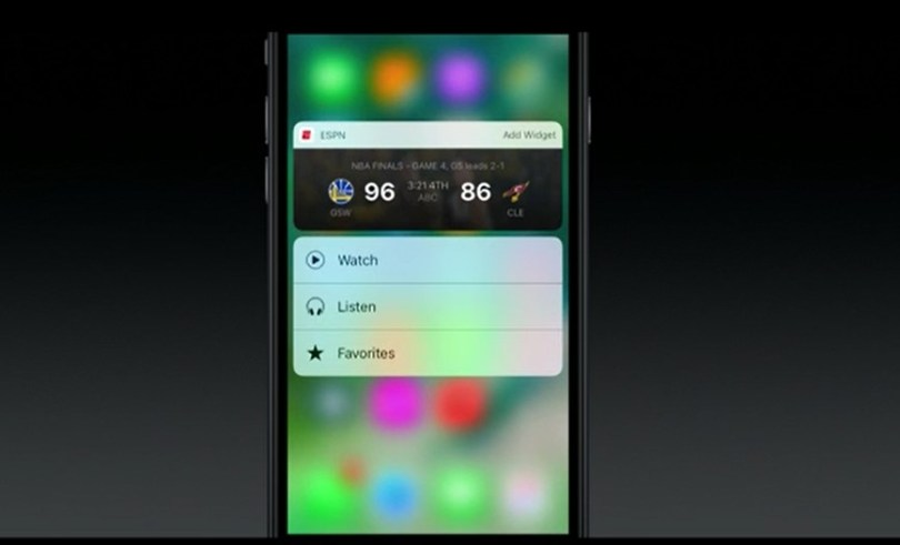 widgets are getting improvised on ios 10