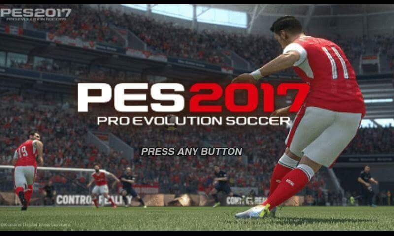 pes 2017 apk data android