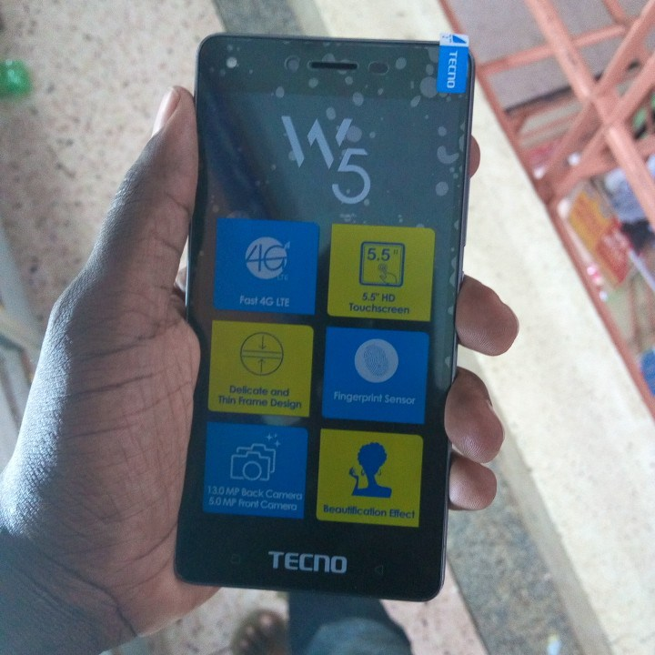 Tecno W5 specifications, features and price