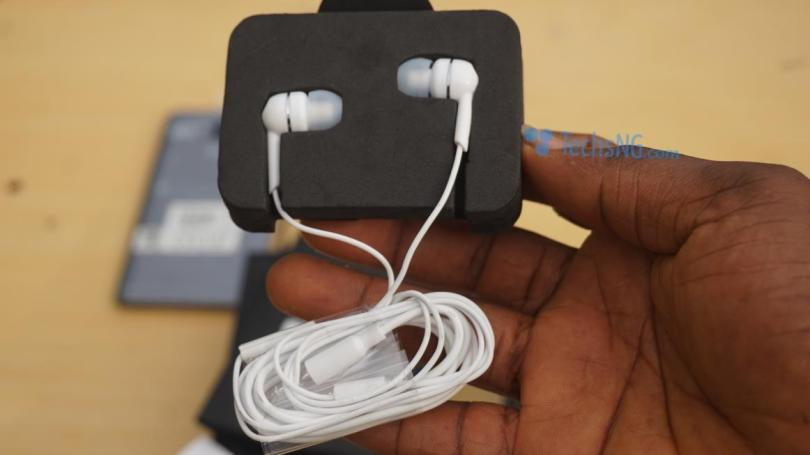 Infinix Zero 4 earpiece
