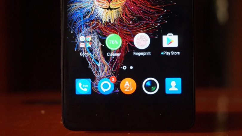 Infinix zero 4 Software and user interface
