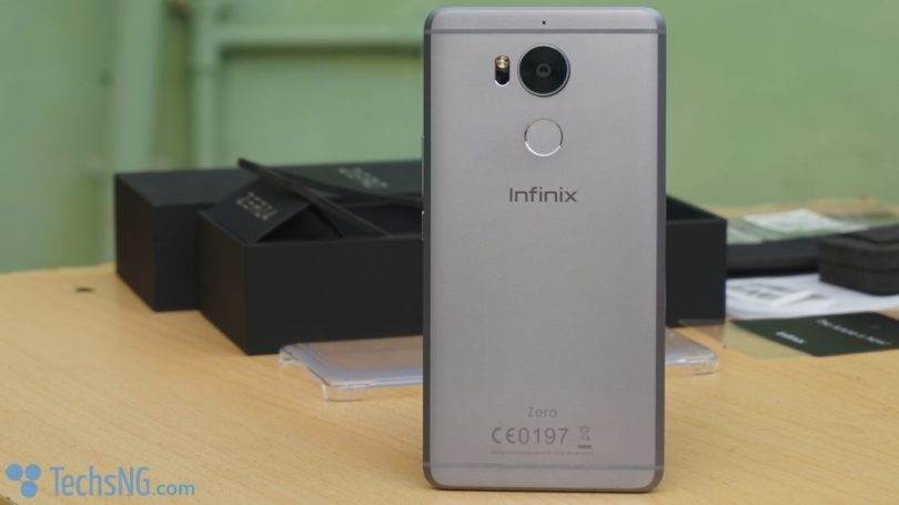 Infinix Zero 4 gets Android 7.0 Nougat OS update