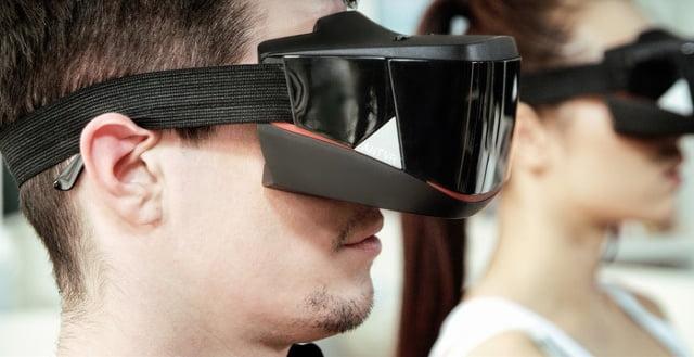 Virtual Reality headset christmas gift