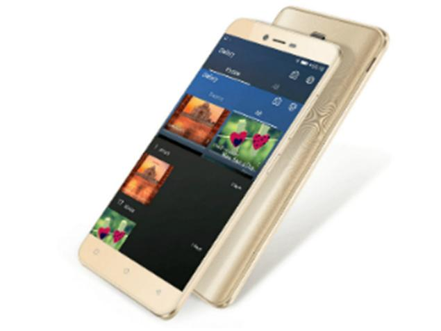 Gionee P7 specifications