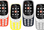 Nokia 3310 color variants
