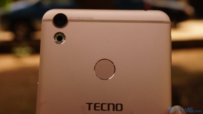 Tecno Camon CX camera