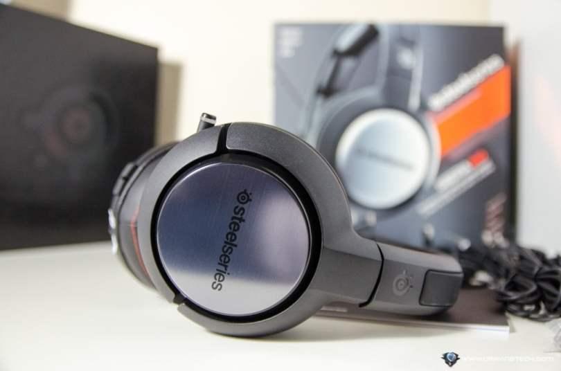 SteelSeries Siberia 840 gaming headphone