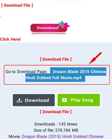 Dragon blade hollywood movie download